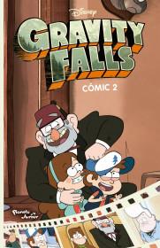 Gravity Falls. Cómic 2