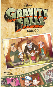 Gravity Falls. Cómic 3