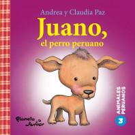 Animales peruanos 3. Juano, el perro peruano