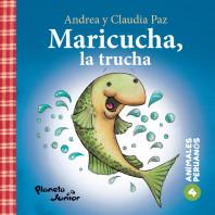 Animales peruanos 4. Maricucha, la trucha